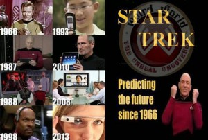 star trek future