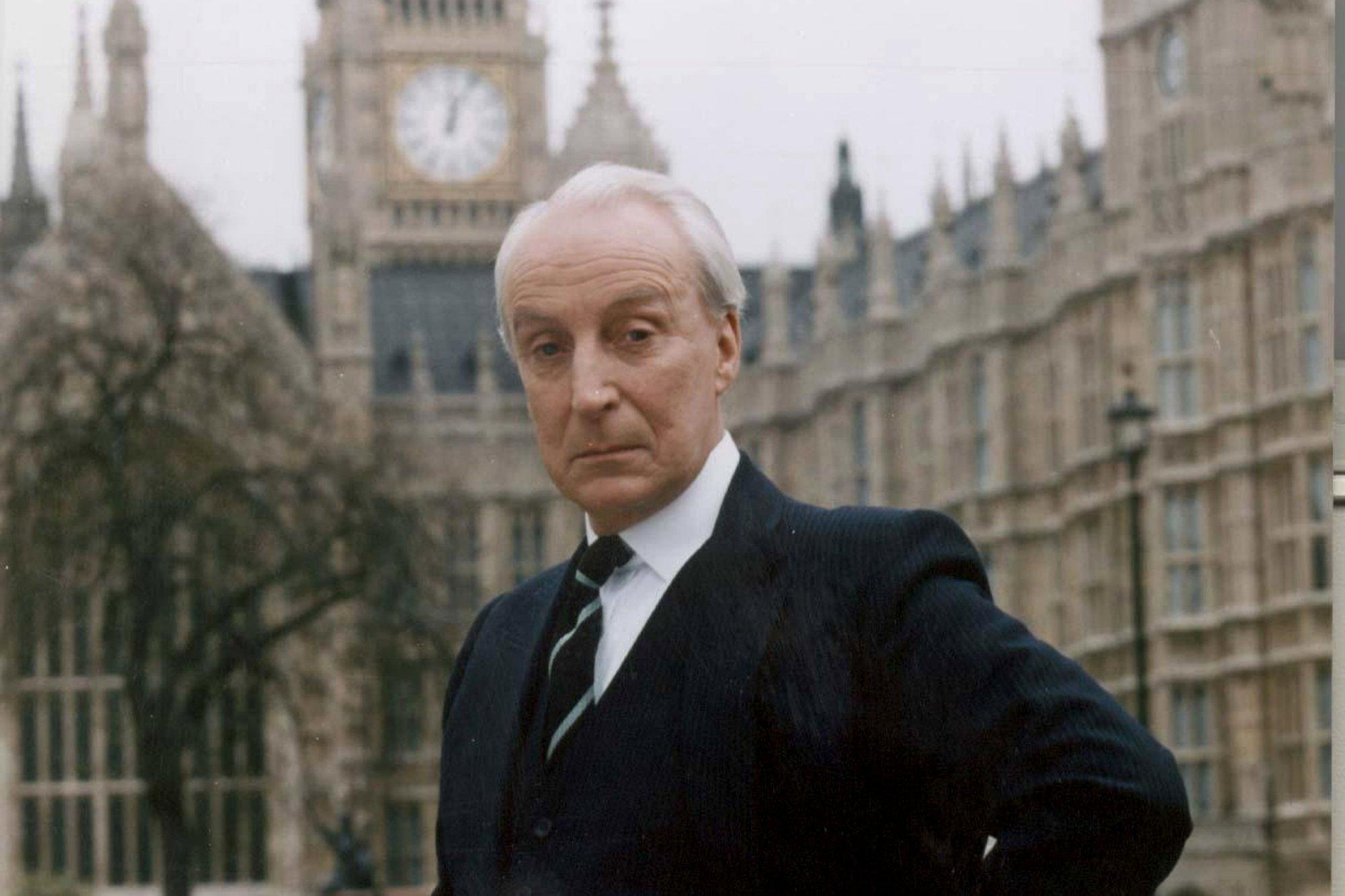 Francis Urquhart al 'House of cards' britànic