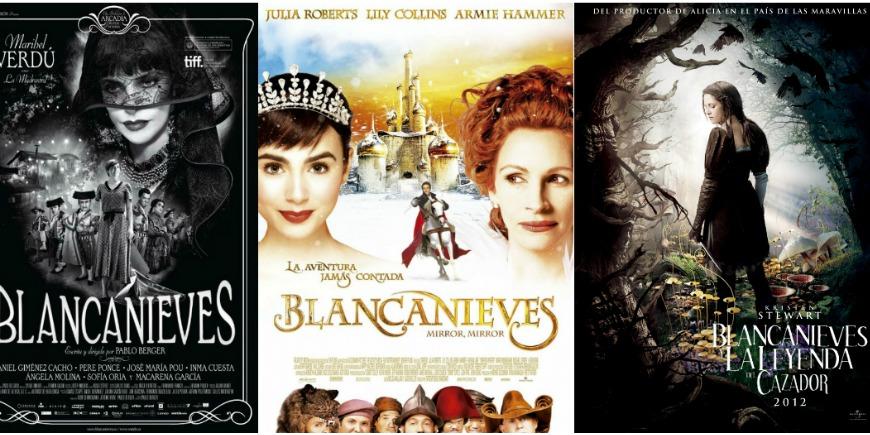 Adaptació conte Blancaneu al cine