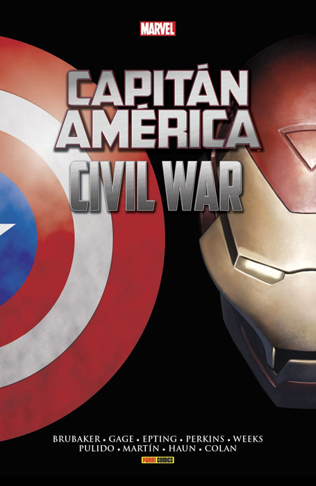 Civil war-CapitanAmerica