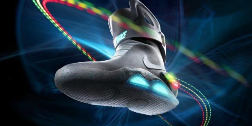 Sabates Nike Regreso al futuro