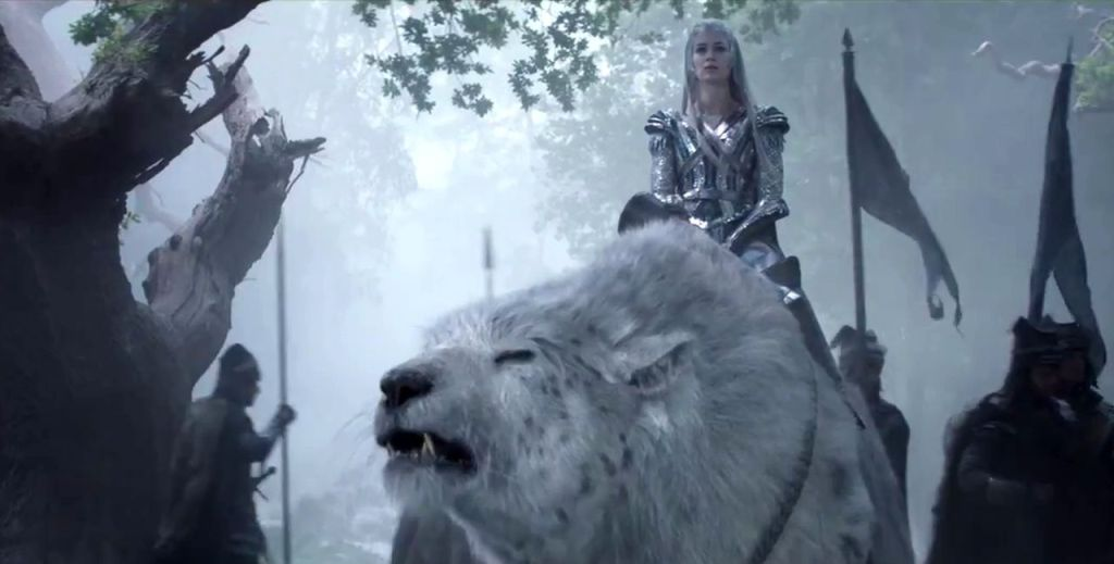 the huntsman winters war freya