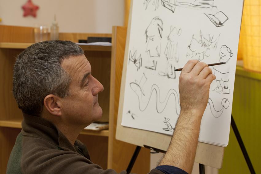 Il·lustrador Perico Pastor