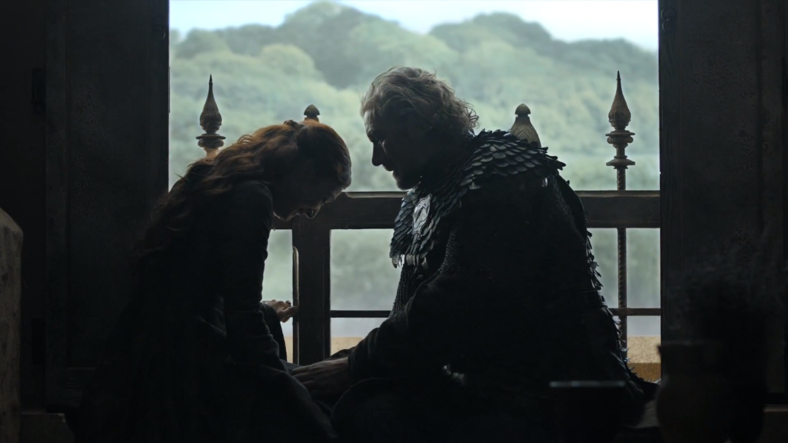 3x03_Brynden_Comforting_Catelyn