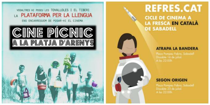 Cicles cine català