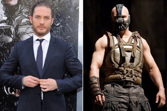 Tom Hardy (Batman: The Dark Knight Rises)