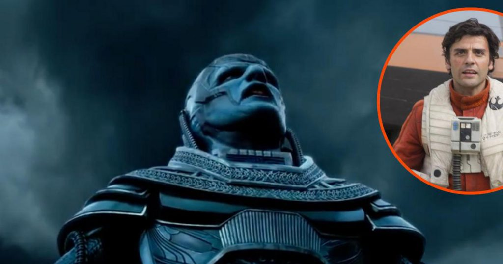Oscar Isaac (X-men: Apocalypse)