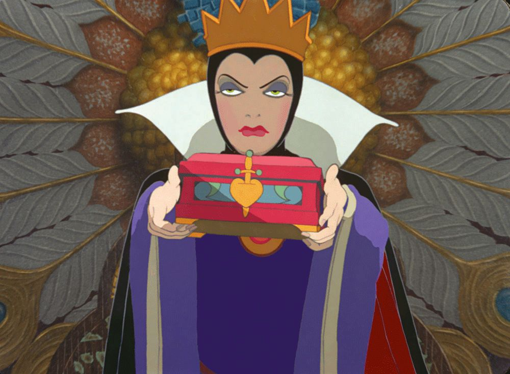 reina grimhilde