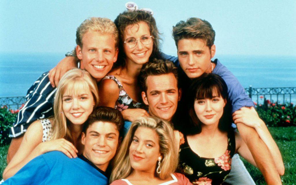 Beverly Hills, 90210 (Sensación de vivir)Beverly Hills, 90210 (Sensación de vivir)