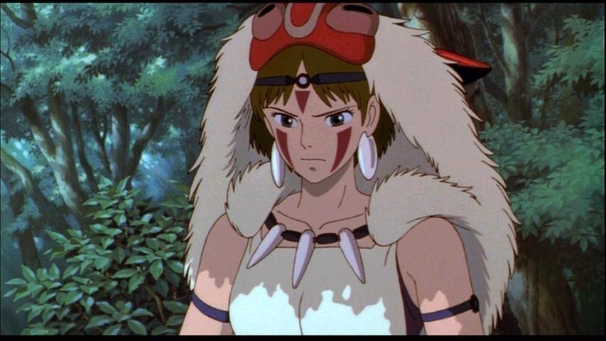 san princess mononoke