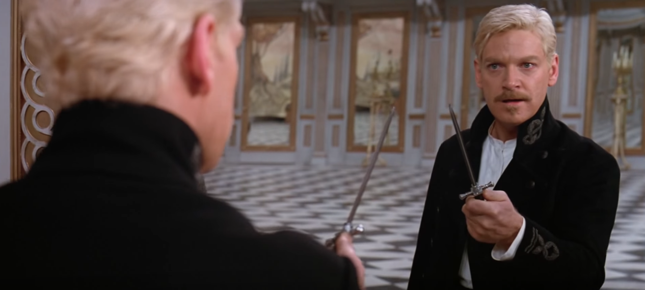 Kenneth Branagh Hamlet To Be Or Not To Be Shakespeare i cine: un...