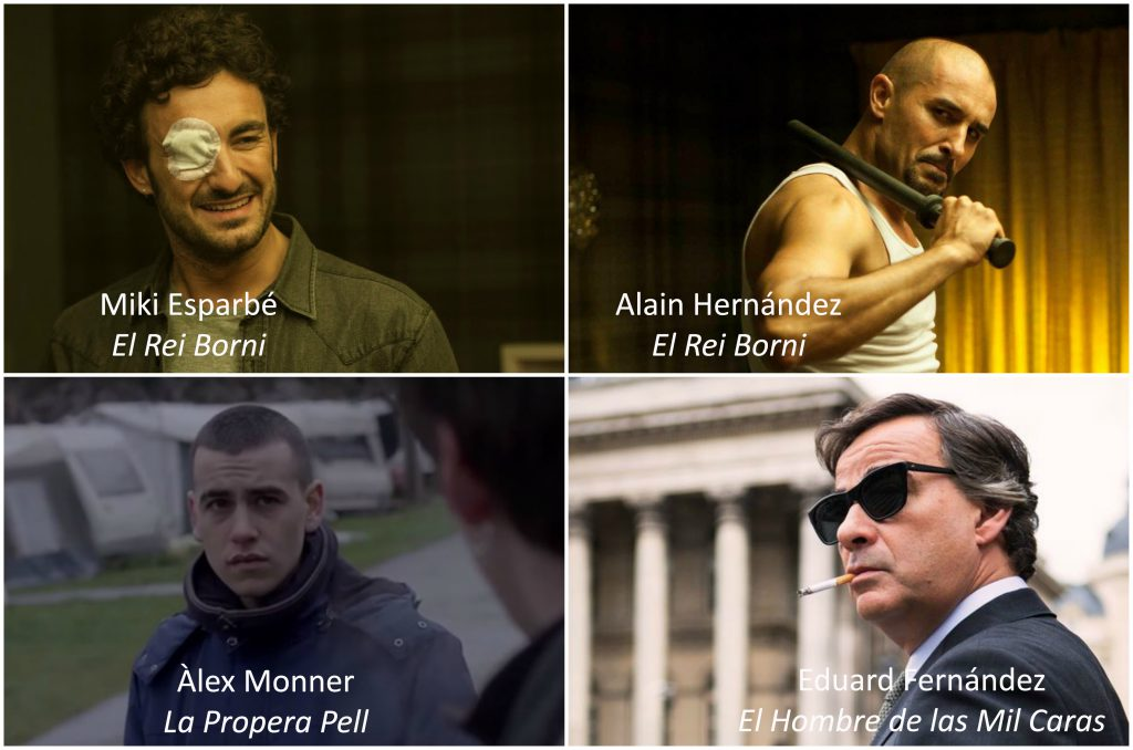 Millor actor premis gaudi 2017