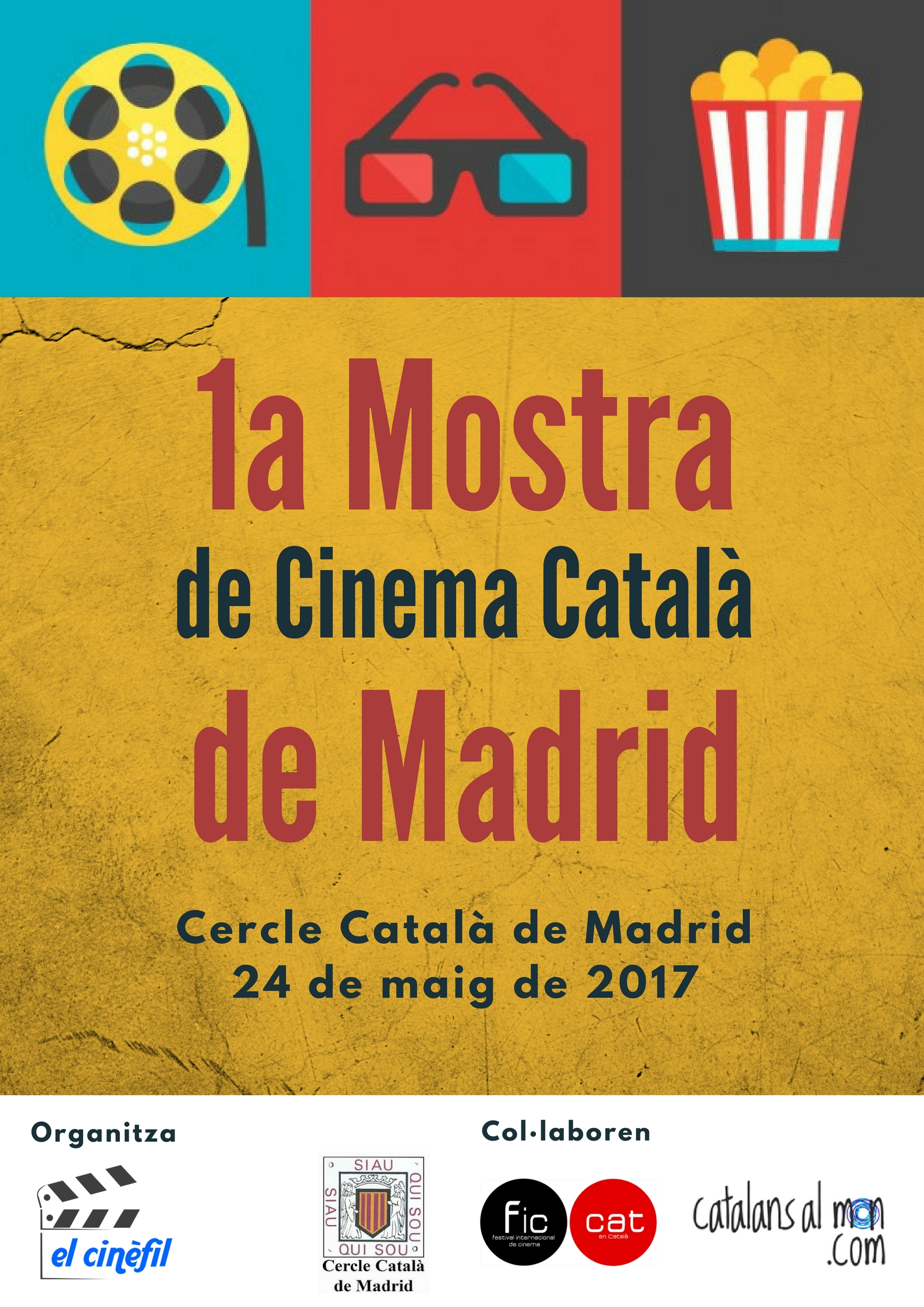 1a Mostra Cine Català de Madrid