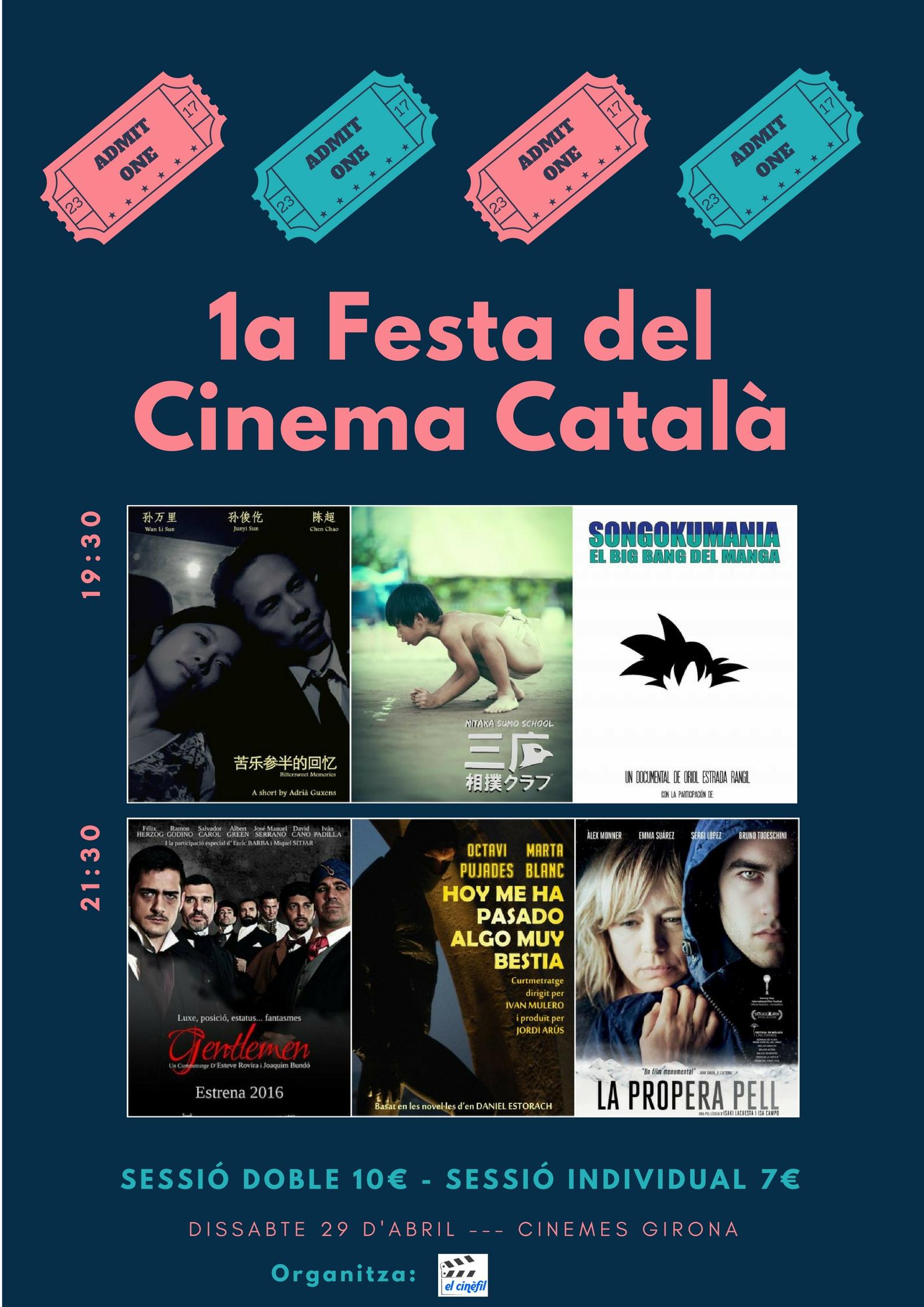 Festa del cinema català