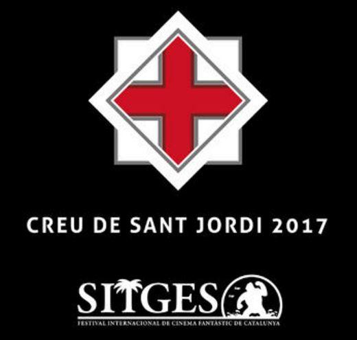 Sitges Creu Sant jordi