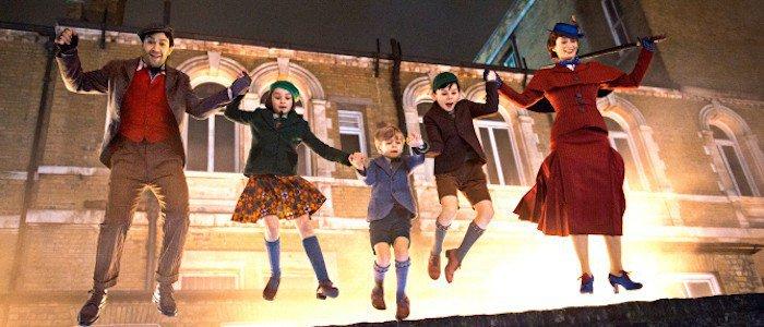 'Mary Poppins' tornarà a la gran pantalla el Nadal del 2018