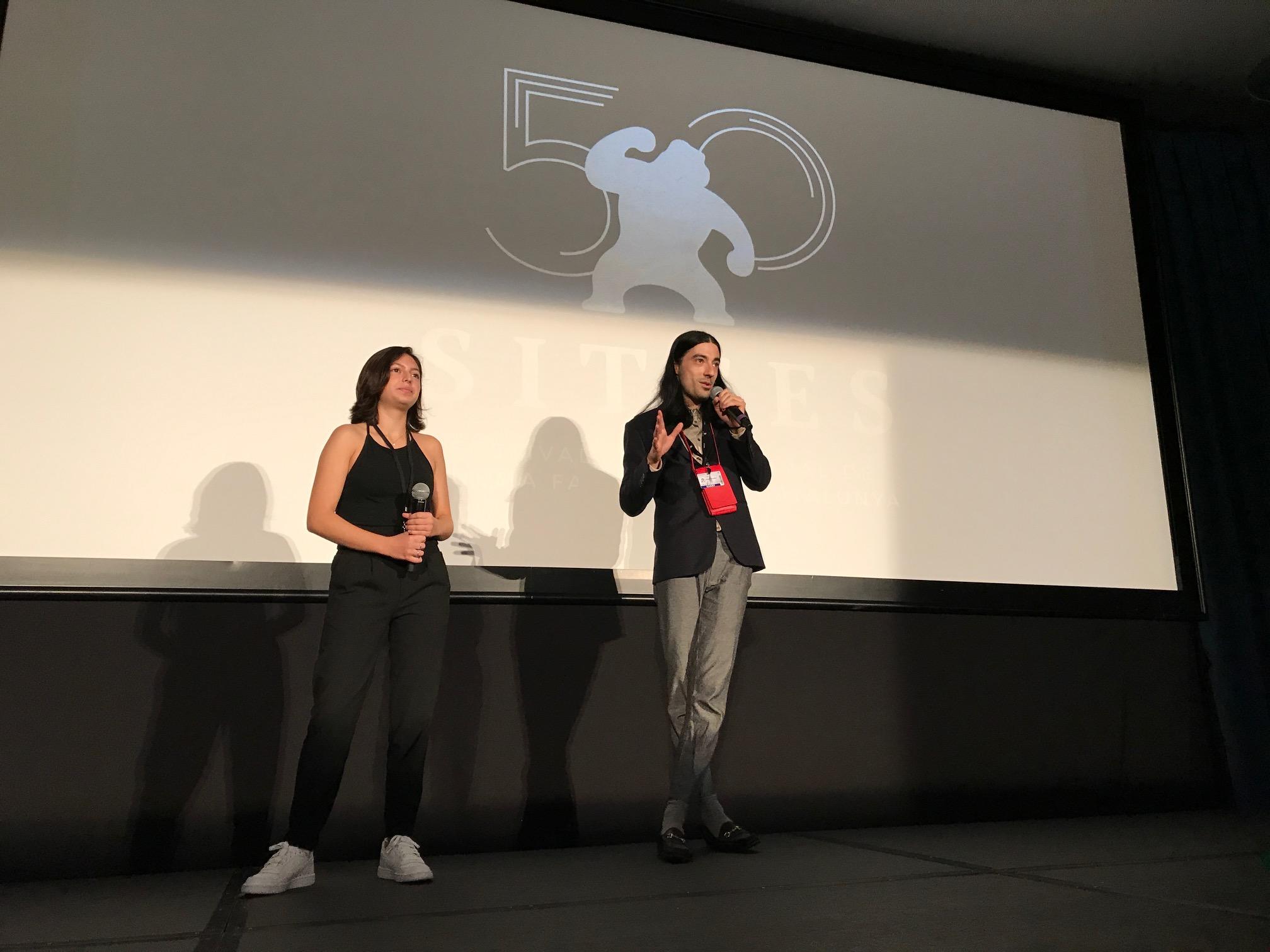 Sadrac González-Perellón debuta al llargmetratge amb 'Black Hollow Cage'