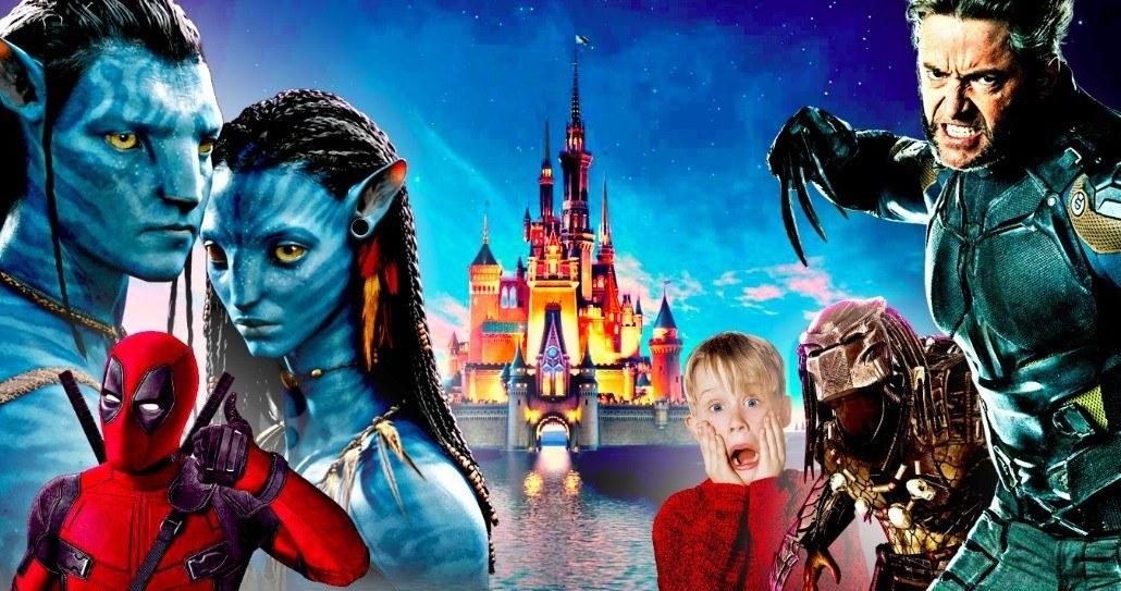 Disney Fox Movie Franchise-List