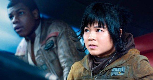 the last Jedi Rose Finn
