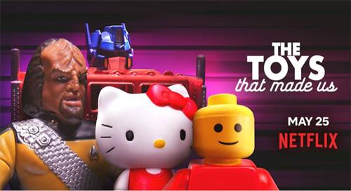 La nostàlgia de les joguines torna a Netflix