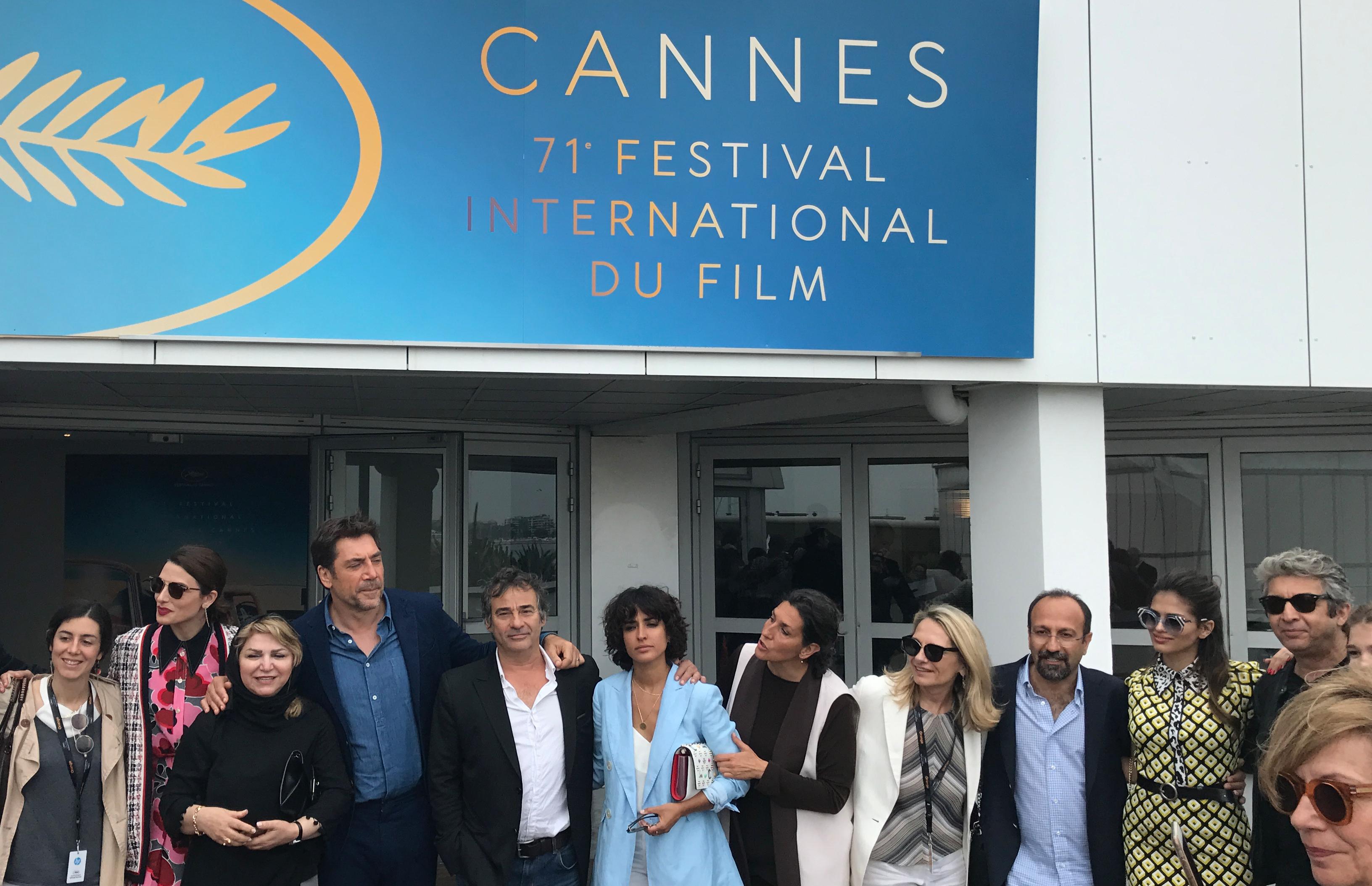Todos lo saben Cannes