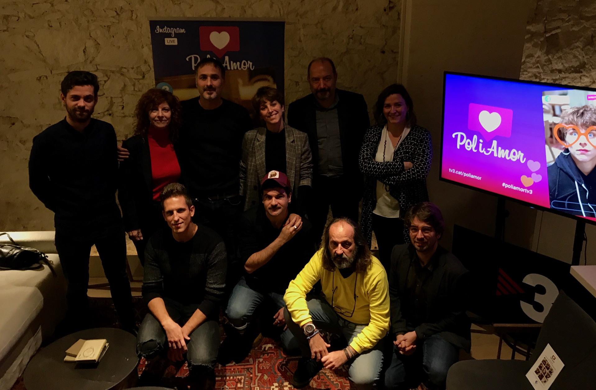 Poliamor TV3