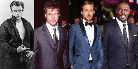 Els homes més sexys del cinema