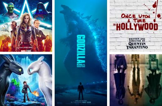 Els films més esperats del 2019