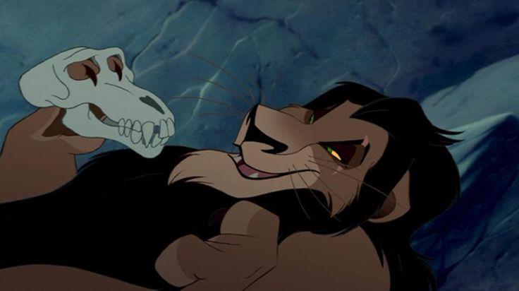 'El Rei Lleó' és 'Hamlet' (versió animada)
