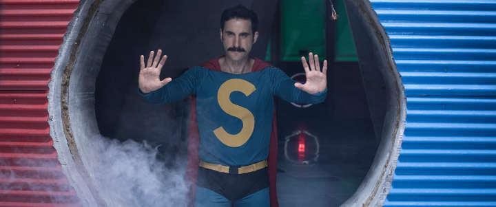 'Superlópez' surt del còmic
