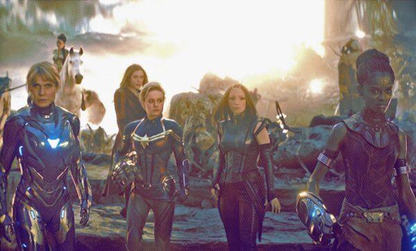 Dones Marvel Avengers sexisme