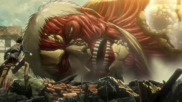 Shingeki no Kyojin crítica