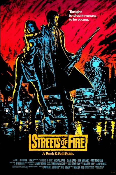 Streets of fire_dibuix